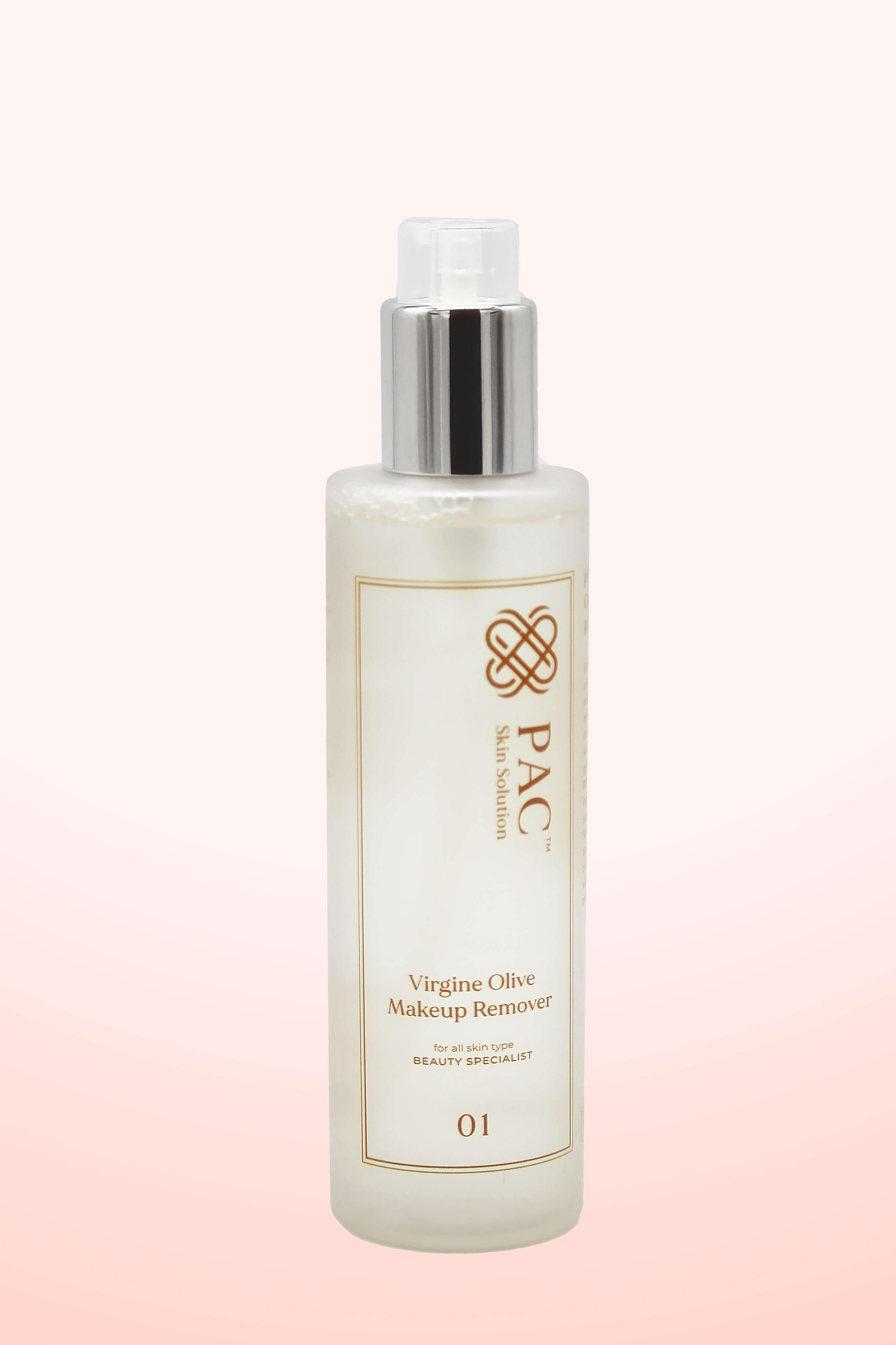 Virgine Olive Makeup Remover